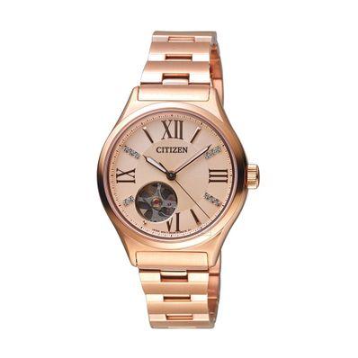 Reloj-para-Dama-Citizen-PC1003-58X-Automatico-Dorado-PC1003-58X-W