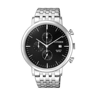 Reloj-para-Caballero-Citizen-AN3610-55E-Acero-Inoxidable-Plata-AN3610-55E-W