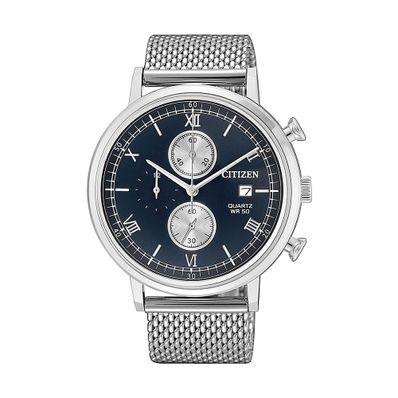 Reloj-para-Caballero-Citizen-AN3610-80E-Acero-Inoxidable-Plata-AN3610-80E-W