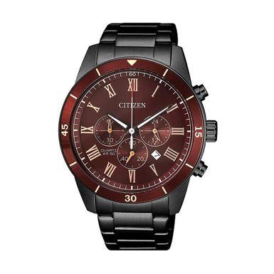 Reloj-para-Caballero-Citizen-AN8167-53X-Acero-Inoxidable-Negro-AN8167-53X-W