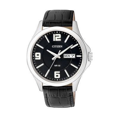 Reloj-para-Caballero-Citizen-BF2001-04E-Correa-de-Cuero-Negro-BF2001-04E-W