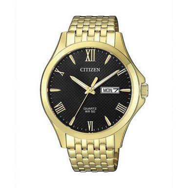 Reloj-para-Caballero-Citizen-BF2022-55H-Resistente-al-Agua-Dorado-BF2022-55H-W