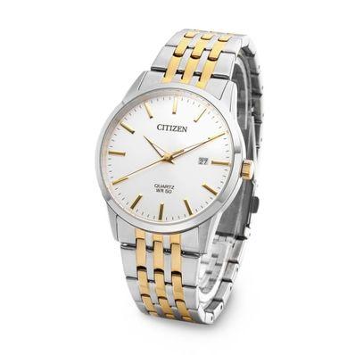 Reloj-para-Caballero-Citizen-BI5006-81P-Resistente-al-Agua-Plata-con-Dorado-BI5006-81P-W