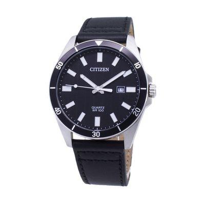 Reloj-para-Caballero-Citizen-BI5050-03E-Correa-de-Cuero-Negro-BI5050-03E-W