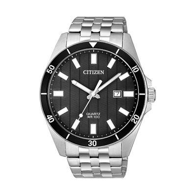 Reloj-para-Caballero-Citizen-BI5050-54E-Acero-Inoxidable-Plata-BI5050-54E-W