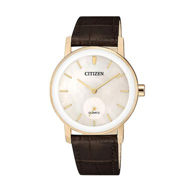 Reloj-para-Dama-Citizen-EQ9063-04D-Resistente-al-Agua-Cafe-EQ9063-04D-W