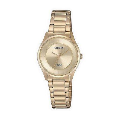 Reloj-para-Dama-Citizen-ER0205-80X-Acero-Inoxidable-Dorado-ER0205-80X-W