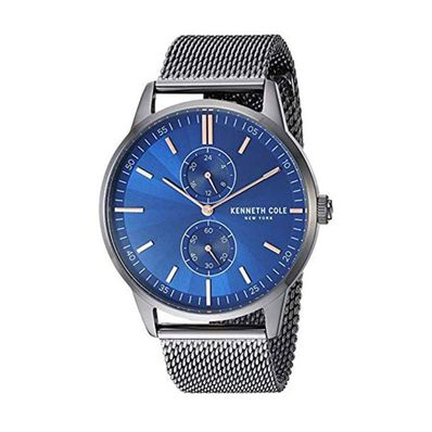 Reloj-para-Caballero-Kenneth-Cole-Acero-Inoxidable-Gris-KC50562002-W