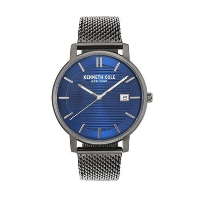 Reloj-para-Caballero-Kenneth-Cole-Analogo-Gris-KC50569003-W