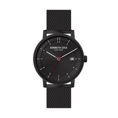 Reloj-para-Caballero-Kenneth-Cole-Analogo-Negro-KC50569004-W