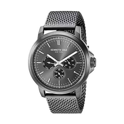 Reloj-para-Caballero-Kenneth-Cole-Acero-Inoxidable-Gris-KC50689003-W