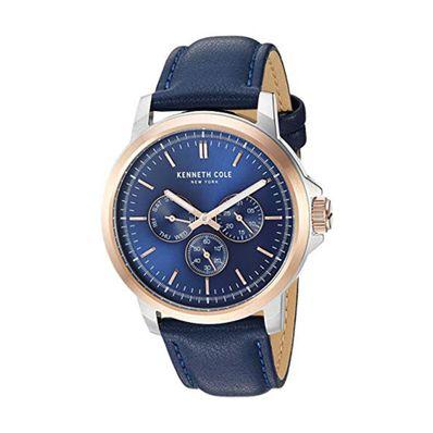 Reloj-para-Caballero-Kenneth-Cole-Resistente-al-Agua-Azul-KC50689005-W
