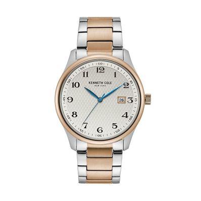 Reloj-para-Caballero-Kenneth-Cole-Acero-Inoxidable-Plata-y-Dorado-KC50841004-W