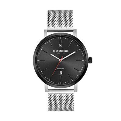Reloj-para-Caballero-Kenneth-Cole-Resistente-al-Agua-Plata-KC50924001-W