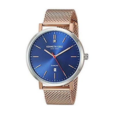Reloj-para-Caballero-Kenneth-Cole-Acero-Inoxidable-Dorado-KC50924003-W