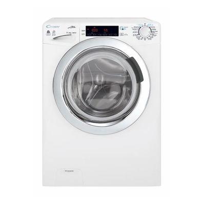 Lavadora-Secadora-Electrica-Candy-11-Kg-Carga-Frontal-Blanco-CLSRGVFW4118-W