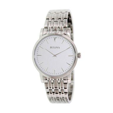 Reloj-para-Caballero-Bulova-Classic-Acero-Inoxidable-Plata-96A115-W