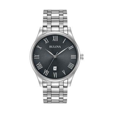 Reloj-para-Caballero-Bulova-Classic-Acero-Inoxidable-Plata-96B261-W