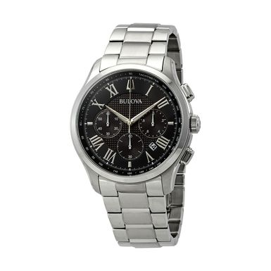 Reloj-para-Caballero-Bulova-Classic-Acero-Inoxidable-Plata-96B288-W