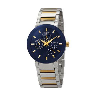 Reloj-para-Caballero-Bulova-Modern-Acero-Inoxidable-Plata-98C123-W