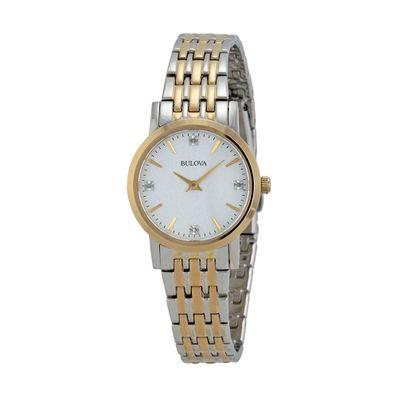 Reloj-para-Dama-Bulova-Classic-Acero-Inoxidable-Plata-98P115-W