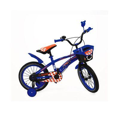 Bicicleta-para-niños-Unisex-Ams-Aro-16-Azul-UT-BIKE-16-BL-W