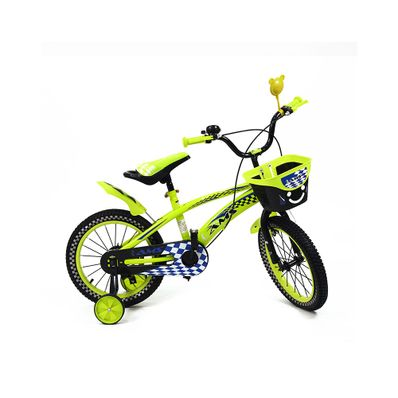 Bicicleta-para-niños-Unisex-Ams-Aro-16-Amarillo-limon-UT-BIKE-16-YW-W