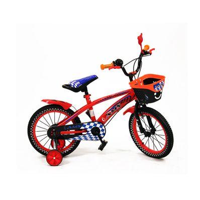 Bicicleta-para-niños-Unisex-Ams-Aro-16-Naranja-UT-BIKE-16-OG-W