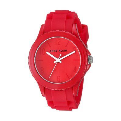 Reloj-para-Dama-Anne-Klein--Resistente-al-Agua-Rojo-3241RDRD-W