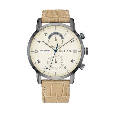 Reloj-para-Caballero-Tommy-Hilfiger-Kane-Analogico-Beige-1710399-W