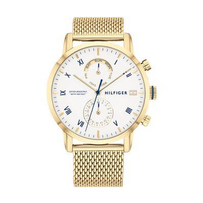 Reloj-para-Caballero-Tommy-Hilfiger-Kane-Acero-Inoxidable-Dorado-1710403-W
