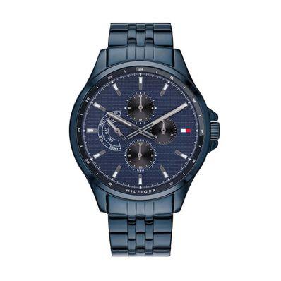 Reloj-para-Caballero-Tommy-Hilfiger-Shawn-Resistente-al-Agua-Azul-1791618-W