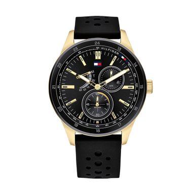 Reloj-para-Caballero-Tommy-Hilfiger-Austin-Resistente-al-Agua-Negro-1791636-W