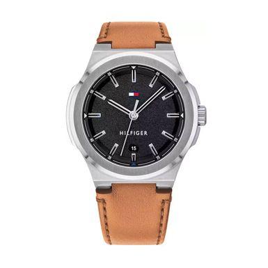 Reloj-para-Caballero-Tommy-Hilfiger-Princeton-Correa-de-Cuero-Naranja-1791650-W