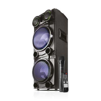 Parlante-de-doble-bajo-Klip-Xtreme-KLS-670-1200-Watts-Negro-MM300KLX18-W