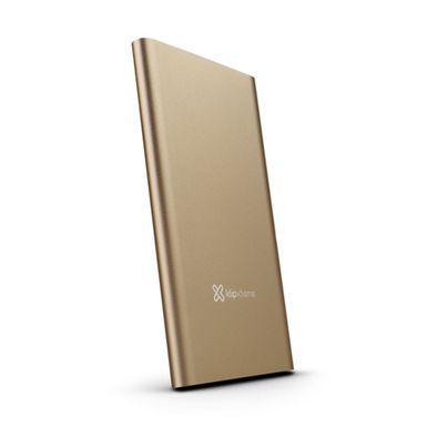 Cargador-Portatil-Klip-Xtreme-KBH-155GD-5000mAh-Gold-AC400KLX80-W
