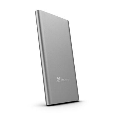 Cargador-Portatil-Klip-Xtreme-KBH-195SV-10000mAh-Silver-AC400KLX83-W