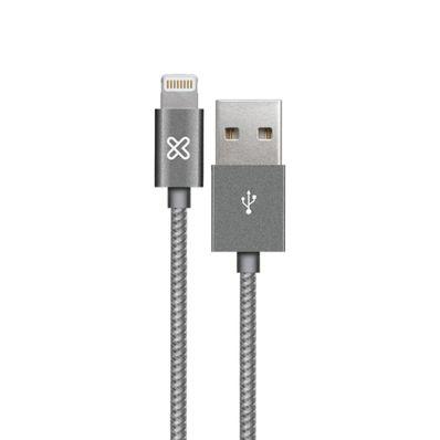Cable-Lightning-Klip-Xtreme-KAC-010GR-Gris-AB300KLX24-W