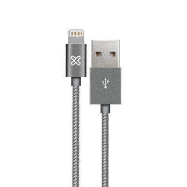 Cable-Lightning-Klip-Xtreme-KAC-020GR-Gris-AB300KLX29-W