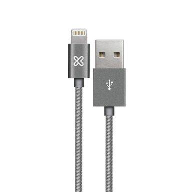 Cable-Lightning-Klip-Xtreme-KAC-020RG-Gris-AB300KLX31-W