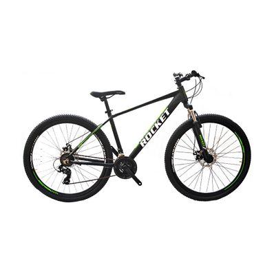 Bicicleta-Rocket-Aro-29-Aluminio-Negro-Verde-R-MO29NEVE-W