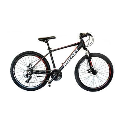 Bicicleta-Rocket-Aro-29-Aluminio-Negro-Roja-R-MO29NERO-W