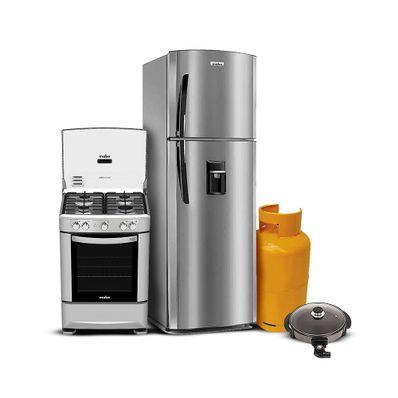 Refrigeradora-Mabe-250-Lt-RMA250FYEU-y-Cocina-Mabe-24-EM6020SG0--C032004
