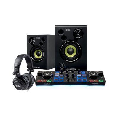 Kit-Todo-en-Uno-para-DJ-Starter-Hercules-4780890-Controlador-Altavoces-Auriculares-Negro-4780890-TEU-W