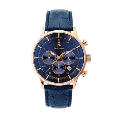 Reloj-para-Caballero-Pierre-Lanier-Capital-Dorado-con-azul-225D466-W