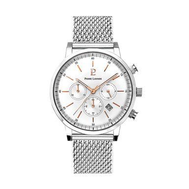 Reloj-para-Caballero-Pierre-Lanier-Spirit-Plateado-205G108-W