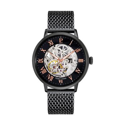 Reloj-para-Caballero-Pierre-Lanier-Beaucour-Negro-376B438-W
