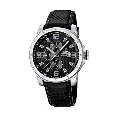Reloj-para-Caballero-Festina-Multifuncion-Negro-F16585-4-W