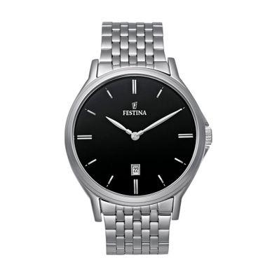 Reloj-para-Caballero-Festina-Classic-Plata-F16744-4-W