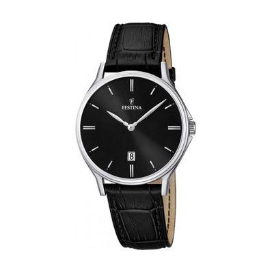 Reloj-para-Caballero-Festina-Classic-Negro-F16745-5-W